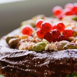 Helenas chokladkaka